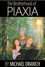 New Cover - The Brotherhood Of Piaxia